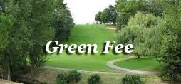 Tarifs des cours de golf