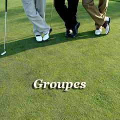 apprendre le golf en groupe avec moniteur diplomé
